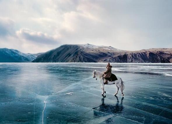 Lake Baikal - Photo taken by Matthieu Paley